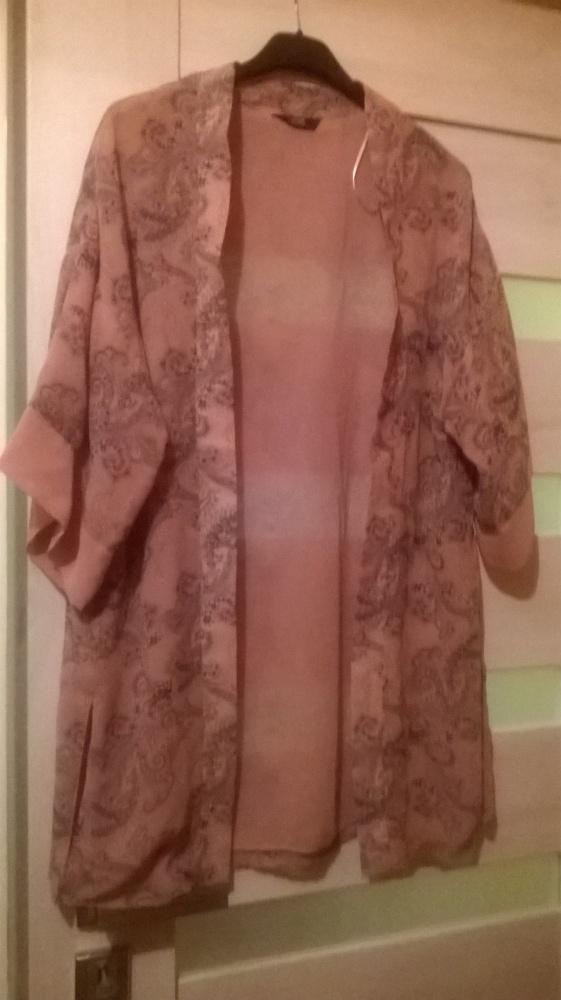 Narzutka kimono mgiełka 34 36