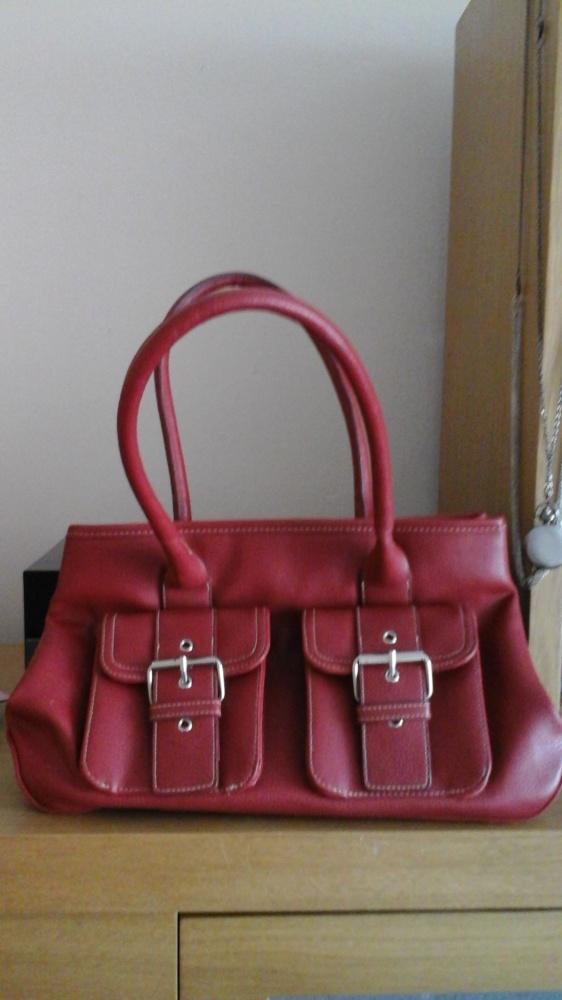torebka czerwona