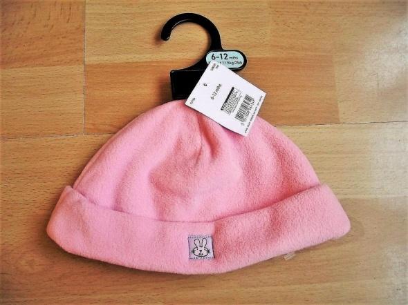 CHEROKEE ciepła czapka czapeczka 6 do 12 mies nowe