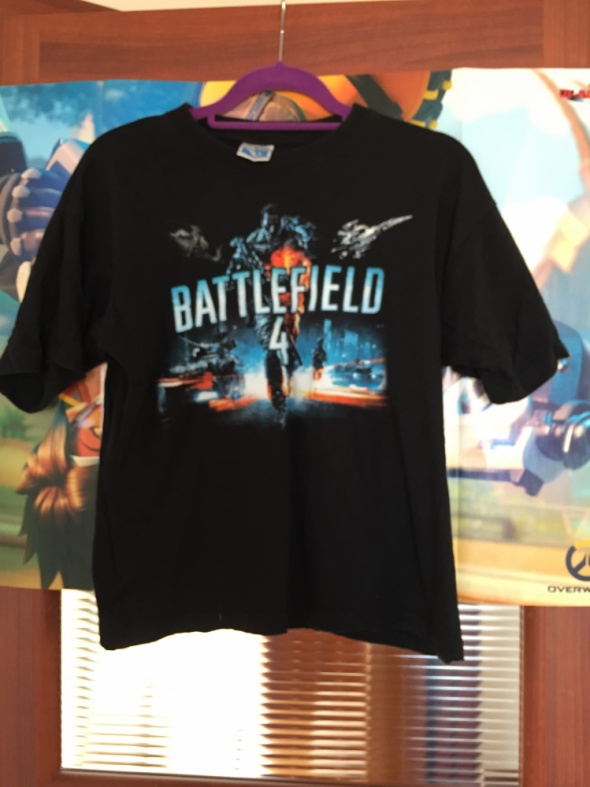 Koszulka Battlefield 38 M unisex gamer gaming nerd