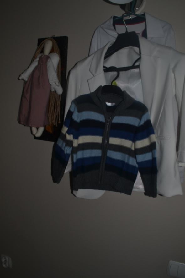 Sweterek 2 3 latka 92cm 98cm