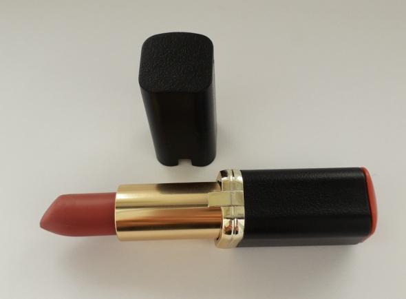 Loreal pomadka matte kolor erotique 640 naturalny