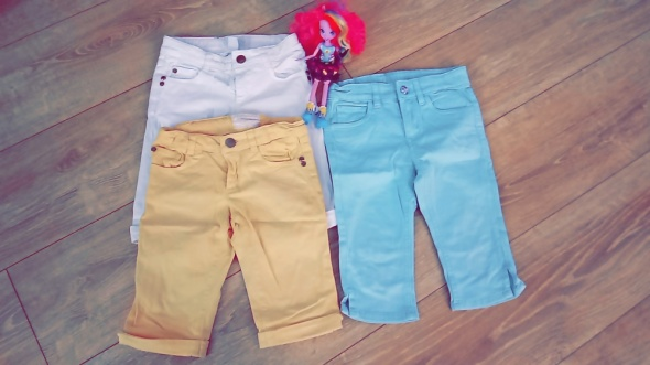 spodnie ZARA Kids...