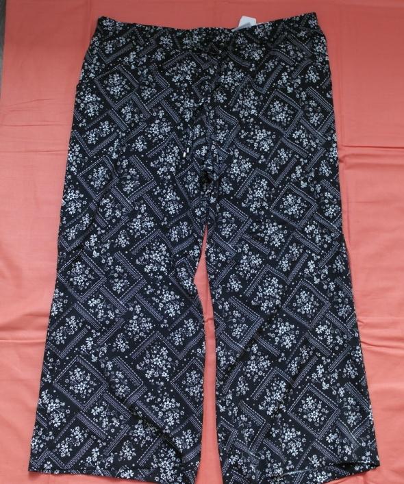 Nowe spodnie letnie duży rozmiar 48