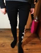 Legginsy Adidas Essentials Czarne S...