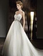 Suknia ślubna Lisa Ferrera Demetrios Model 532...