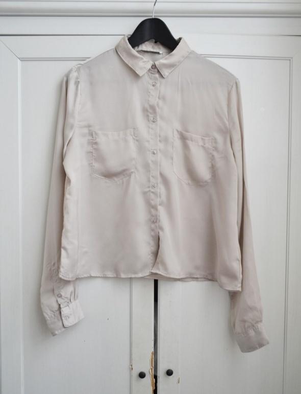 Nowa koszula crop top L XL 40 42