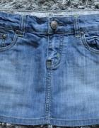 Mini spódniczka spódnica jeansowa New Yorker...