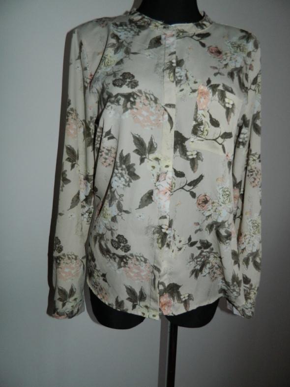ESMARA koszula w kwiaty roz 40