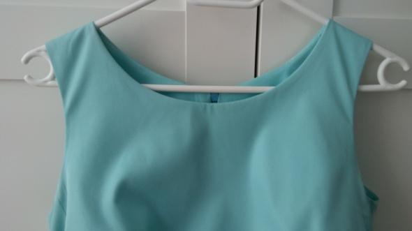 Sukienka rozmiar 40 38 kolor miętowy