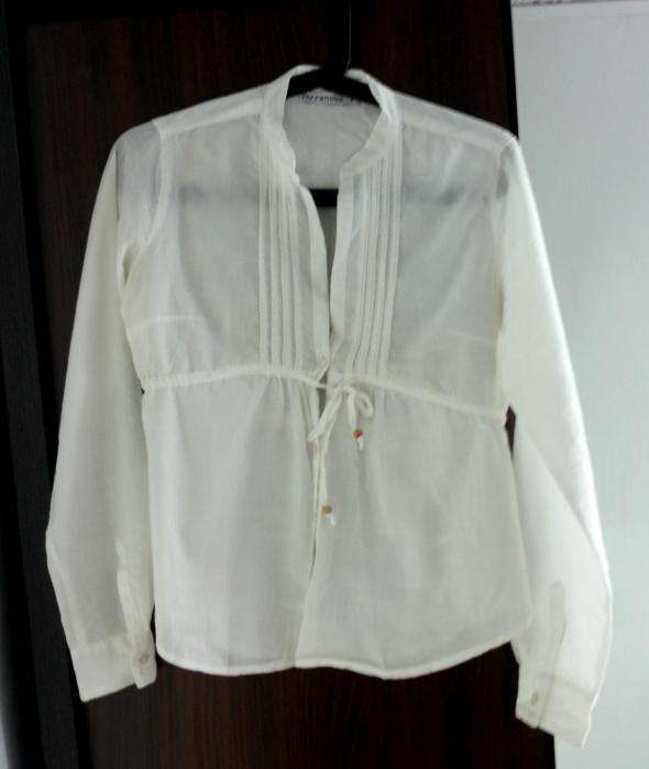 biała koszula terranova 36 S