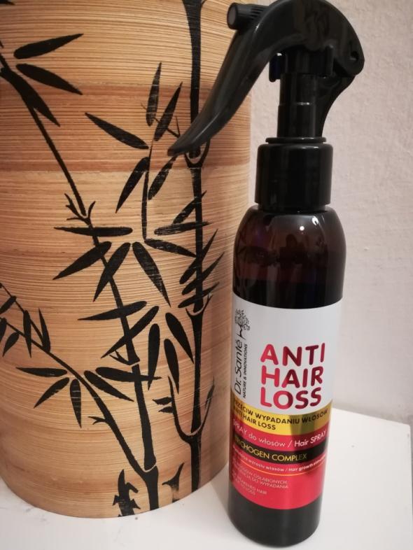 Dr Sante Anti Hair Loss Spray Stymulujący Wzrost Włosów