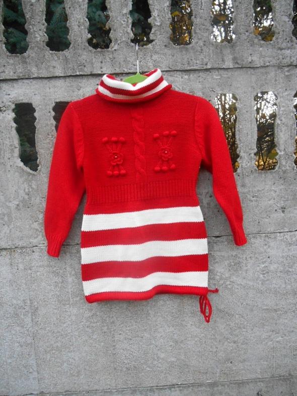 Sukienka Sweter 134 140 na 9 10 lat jak Now