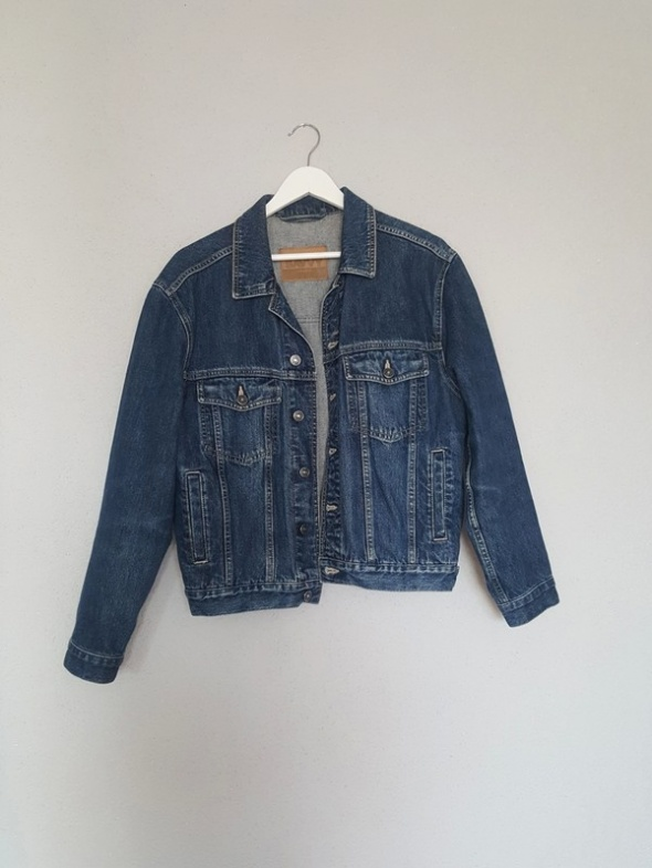 kurtka katana bluza jeansowa
