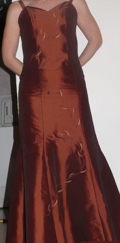 Suknia Sonata z gorsetem 38