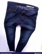 jeansy spodnie Lee toxey Push Up r Xs S...