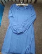 Niebieska sukienka Atmosphere L XL...