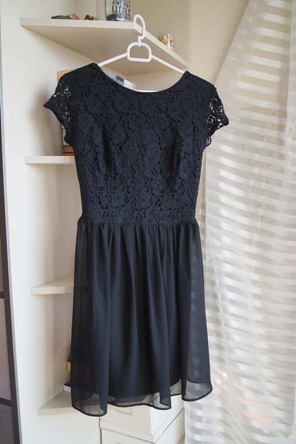 8d63998e23a77e Sukienka z koronką gołe plecy Atmosphere M w Suknie i sukienki ...