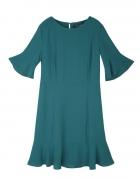 Zielona szmaragdowa sukienka Top Secret r 38 M...
