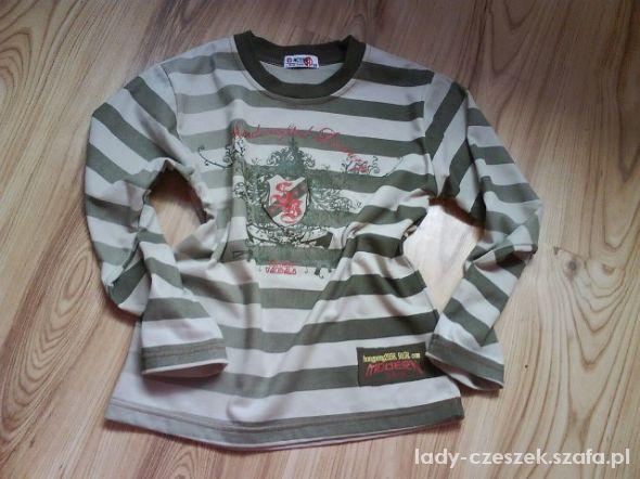 ACTIVE bawełniana bluzka chłopięca 134...