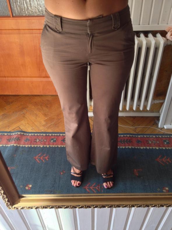 Eleganckie spodnie CAMAIEU rozm 40...