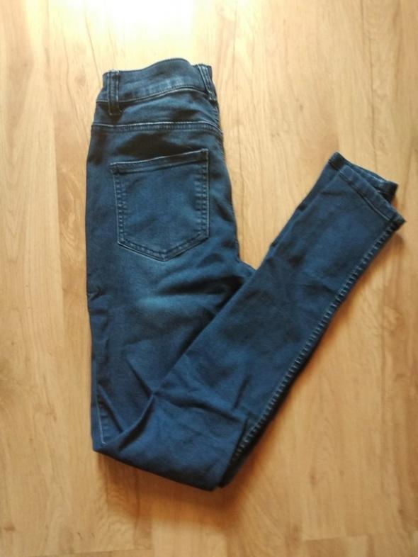 Spodnie jeansowe Pieces s...