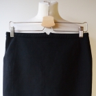 Spódniczka Czarna Zara M 38 Ołówkowa Pracy