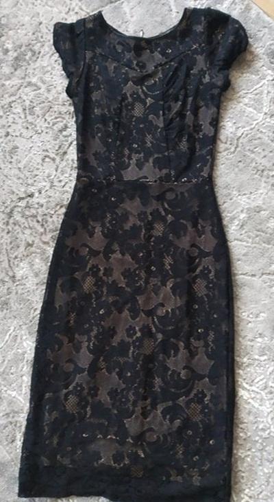 b70e305f3d9153 Koronkowa sukienka Mango S w Suknie i sukienki - Szafa.pl