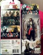FIGURKA FIGURKI CONNOR Assassins Creed PVC TANIO...