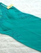 nowa sukienka koronka 38