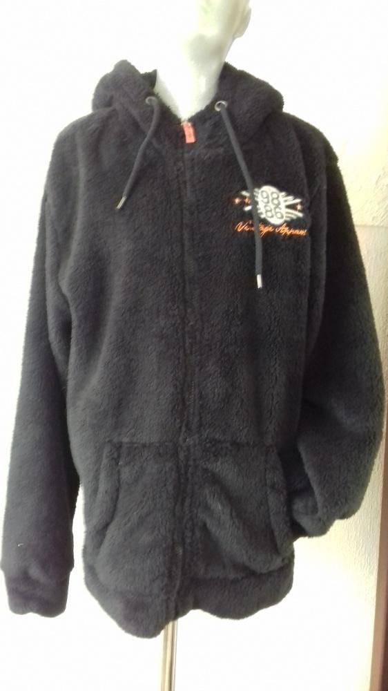 Kurtka bluza ciepła polar 98 86 L