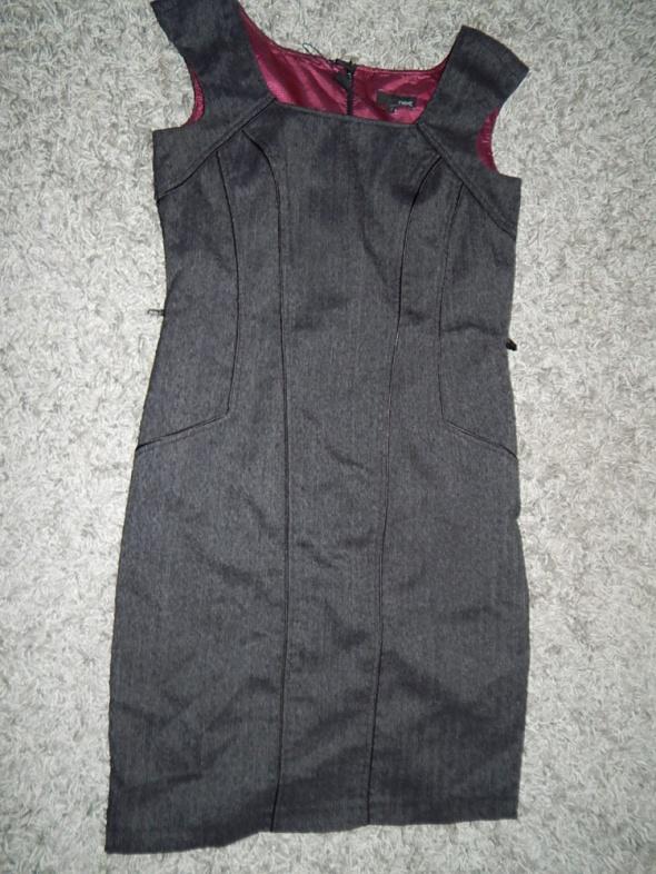 Suknie i sukienki nowa sukienka dzianinowa