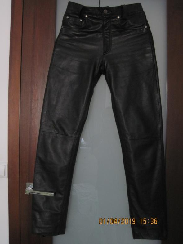 Spodnie skórzane Dakota