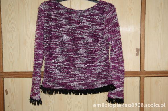 Kolorowy sweterk...