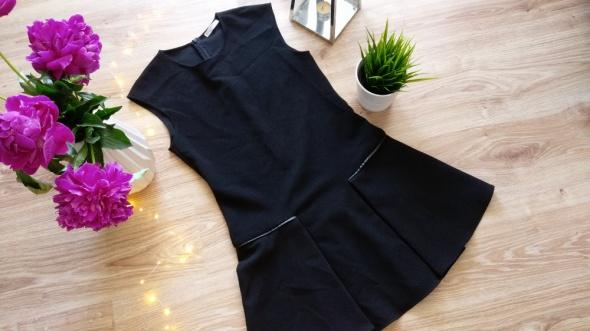 Sukienka MANGO czarna mała czarna S nowa