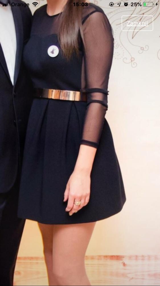 17981e4d32 bombka sukienka czarna plecy odkryte w Suknie i sukienki - Szafa.pl