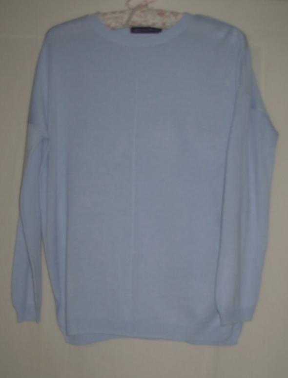 Niebieski sweterek MiS M...