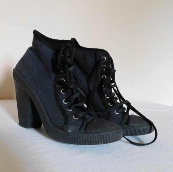 Włoskie buty 37