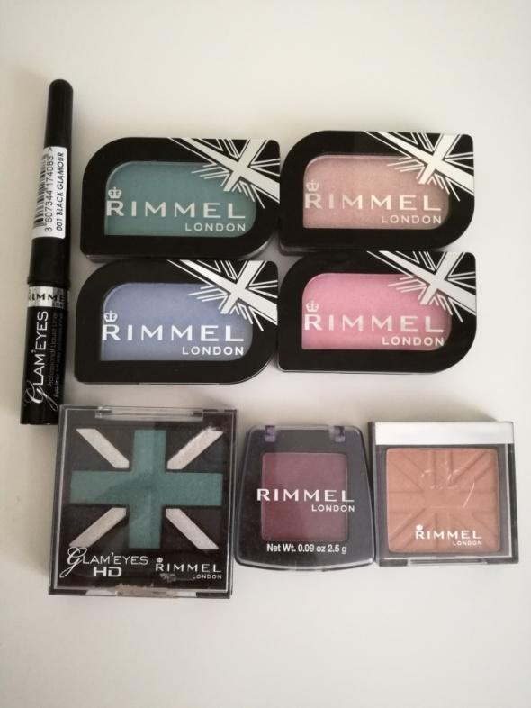 Zestaw 8 kosmetyków Rimmel...