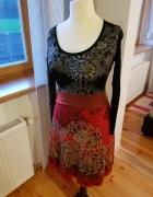 Desingual sukienka 38
