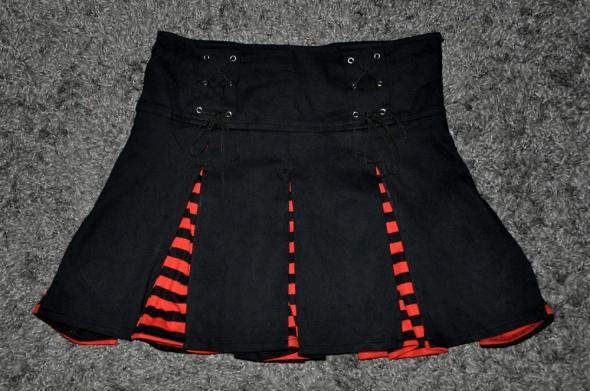 Spódnice gotycka spódniczka Dark Star