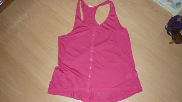 luźna różowa new look m...