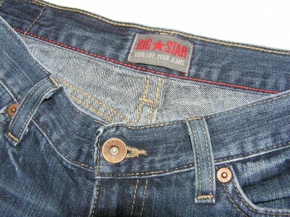 Jeansowe szorty spodenki Big Star