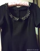 Sukienka czarna vintage...