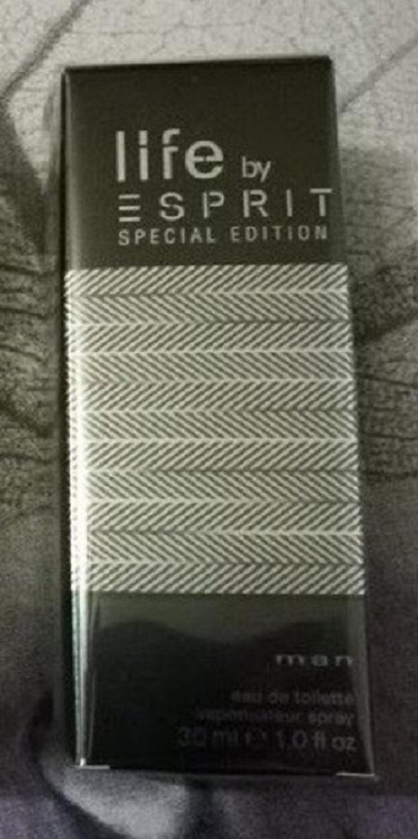 Life by Esprit Special Edition męska EDT 30ml Unikat