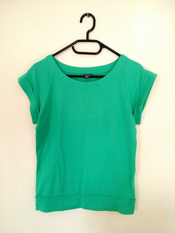 Bluzka letnia zielona rozmiar S Greenpoint...