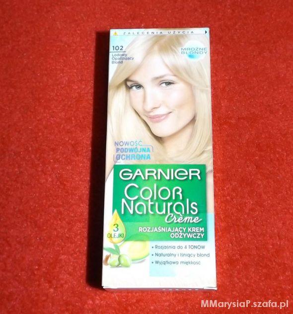 Garnier Color Naturals rozjaśniający krem