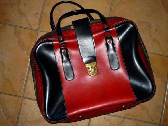 walizka torba z PRL