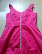 Różowa sukienka ORSAY...