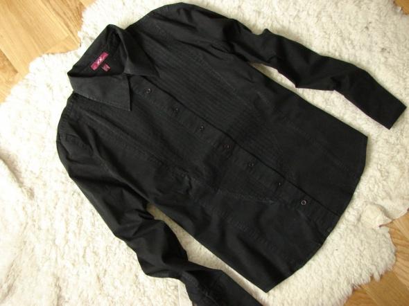 Czarna elegancka koszula MEXX...